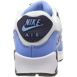 Nike Men's Air Max 90 Essential blue-white/ white, 40.5