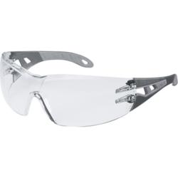 Schutzbrille pheos s mit anthrazit/grauen Bügeln