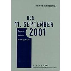 Der 11. September 2001 - Buch