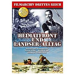 Heimatfront und Landser-Alltag - DVD  Filme
