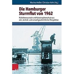 Die Hamburger Sturmflut von 1962 - Buch