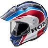 Arai Tour-X4 Honda African Twin 2018 Helm Weiss Rot Blau L
