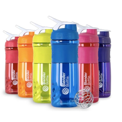 Blender Bottle Sportmixer 820ml (Farbe: Orange)