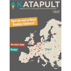 KATAPULT Magazin Ausgabe 21: Buch von