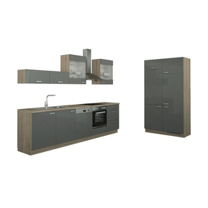 k chenzeilen ohne elektroger te preisvergleich. Black Bedroom Furniture Sets. Home Design Ideas