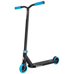 Chilli Pro Scooter Skateboard Chilli Base - Einsteiger Stunt Scooter blau