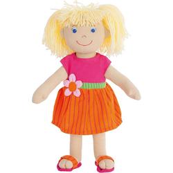 Heless Stoffpuppe Puppe Maya, 32 cm