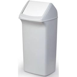 Abfallbehälter 40l grau