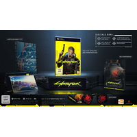 Cyberpunk 2077 - Day One Edition (Download) (PC)