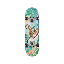 FUN4U Skateboard Skateboard Skater Dino, 20x71 cm