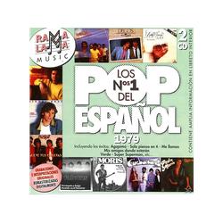 VARIOUS - Los N.1 Pop Espanol 1979 (CD)