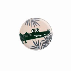 Button Krokodil (VE10)