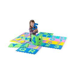 Playshoes Puzzlematte Puzzlematte, 36-tlg., Puzzleteile