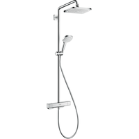 HANSGROHE Croma E 280 1jet Duschsystem mit Thermostat (27630000)