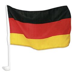WM Autofahne Deutschland