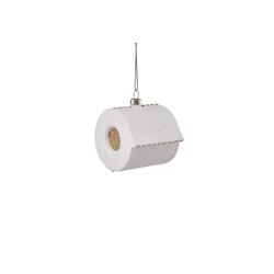 BUTLERS Hänge-Weihnachtsbaum HANG ON Anhänger Toilettenpapier Ø6cm
