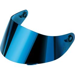 AGV GT 2-1 Pinlock Visier, blau