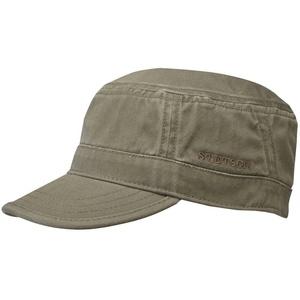 Stetson Baseball Cap Army Cap mit UV-Schutz 40+ aus Baumwolle 61/XL