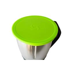 Wundermix Deckel Silikondeckel für Thermomix-Mixtopf grün