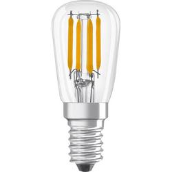 OSRAM LED Kühlschrank-Leuchtmittel EEK: A++ (A++ - E) 63mm 230V E14 2.8W Warmweiß Kolbenform 1St.