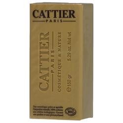 Cattier Heilerde - Seife Honig 150g Stückseife 150g