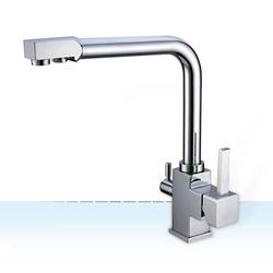 Design-Drei-Wege-Wasserhahn Imperia, 3-Wege-Wasserhahn