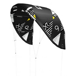 CORE XR6 Kite tech black 10 - 12.0