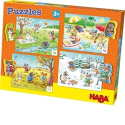 Puzzles Jahreszeiten