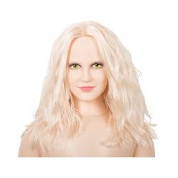 """Liebespuppe """"Hot Lucy"""" mit 3D-Gesicht"""