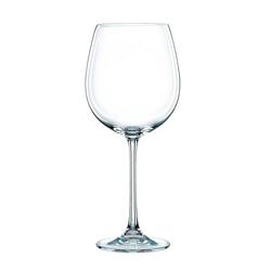Nachtmann Gläser-Set Vivendi Rotwein-Pokal 4er Set, Kristallglas
