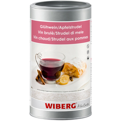Glühwein / Apfelstrudel - WIBERG