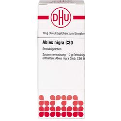 ABIES NIGRA C 30 Globuli 10 g