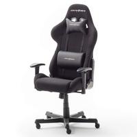 MCA Furniture Chefsessel DX-Racer II - Stoff Schwarz