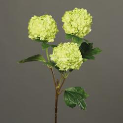 Kunstblume Schneeball (H 80 cm)