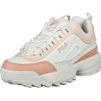 Fila Damen Disruptor CB Low Wmn Sneaker, Weiß (White 1010604-02w), 41 EU