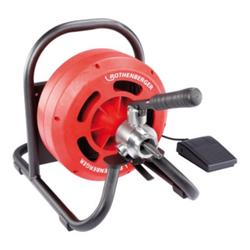 Rothenberger Trommel Rohrreinigungsmaschine RODRUM S 10 EU 230 V / 250 W