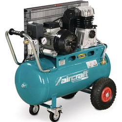 Kompressor AIRSTAR 401/50 390l/min 2,2 kW 50l AIRCRAFT