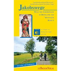 Jakobswege Band 5 Wanderführer