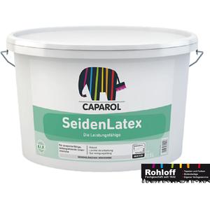 NEU Caparol Seidenlatex ELF Latexfarbe weiß12.5 L seidenglänzend