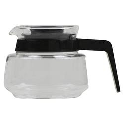 Swirl Kaffeekanne Melitta Typ 1 Glaskanne schwarz