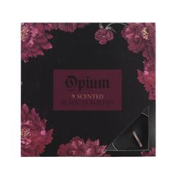 Spirit of Equinox Wandkalender Opium Teelichter in Geschenkbox