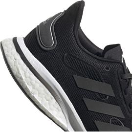 adidas Supernova W core black/grey six/silver metallic 42 2/3