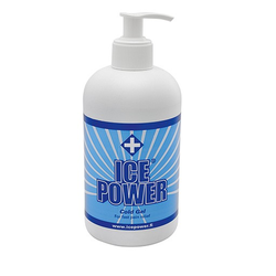 ICE POWER Cold Gel Pumpflasche 400 ml
