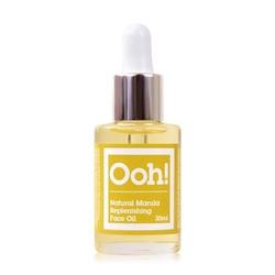 Oils of Heaven Natural Marula Face Oil olejek do twarzy  30 ml