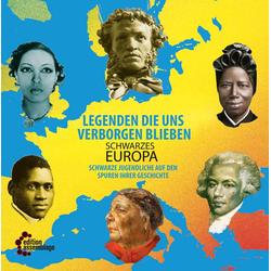 Schwarzes Europa als Buch von