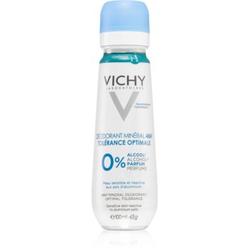 Vichy Deodorant Mineral Mineral-Deodorant für empfindliche Oberhaut 100 ml