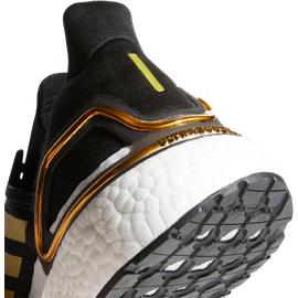 adidas Ultraboost 20 M core black/gold metallic/solar red 43 1/3