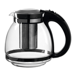 montana-Glas Teekanne :teatime, Glas