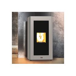 Blaze Pelletofen Rock, 1,4 kW, Dauerbrand, Stahl