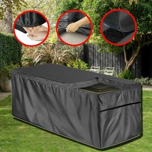 Gartentruhe Kissentruhe Gartenbox Auflagenbox Kissenbox Abdeckung Garten DE